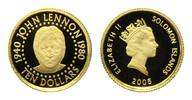 Solomon Islands, 10 Dollars 2005,  PP John Lennon, 68,00 EUR free shipping