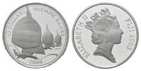 10 Dollars 2003 Fiji, Olympische Spiele in Athen 2004 - Regatta, PP  23,00 EUR  +  9,90 EUR shipping