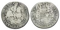 Mansfeld, Vorderortlinie Friedeburg, Taler Peter Ernst, Bruno, Gebhard und Johann Georg, 1587-1601,