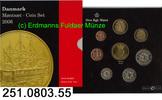 38,75 Kronen 2006 Denmark Dänemark Kursmünzensatz Schiff . 251.0803.55 ... 30,75 EUR  +  8,95 EUR shipping