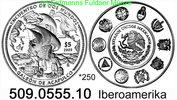 5 Pesos 2003 Mexico *250 KM678 Iberoamerika Schiff   PP  75,00 EUR