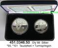 2 Werte 1987 Korea South Südkorea *99, Oly´88  Tauziehen + Turmspringen... 69,75 EUR  +  8,95 EUR shipping