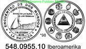 10 Cordobas 2002 Nicaragua *97 KM100 Iberoamerika Schiff  PP  75,00 EUR