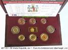 3,88 Euro 2008 Malta Malta Republik Kursmünzensatz in Box . 497.0011.55... 24,75 EUR