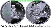 10 Zloty 2005 Poland Polen *560 KMY537 Farbmünze Ildefons Galczynski . ... 23,75 EUR  +  8,95 EUR shipping
