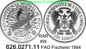 100 Dobras 1984 Sankt Thomas und Prinzeninsel St. Thomé und Prince *44c... 39,75 EUR