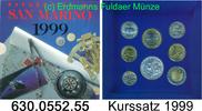 6888 Lire 1999 San Marino *386-*383 KM389-396 Kursmünzensatz . 630.0552... 35,00 EUR  +  8,95 EUR shipping