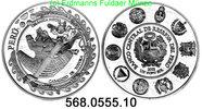 1 Nuevo Sol 2002 Peru *155 KM334 Iberoamerika Schiff . 568.0555.10  PP  75,00 EUR