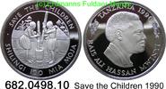 100 Shilingi 1990 Tanzania Tansania *28 KM24 Kinderschutz Save the Chil... 48,00 EUR  +  8,95 EUR shipping