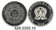 2000 Dobras 1998 Sankt Thomas und Prinzeninsel St. Thomé & Prince *112a... 24,50 EUR