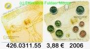 3,88 Euro 2006 Italien Kursmünzensatz 2006 Blister . 426.0311.55 unc  24,75 EUR  +  8,95 EUR shipping