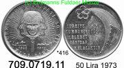 50 Lira 1973 Turkey Türkei *416 KM902 50 Jahre Republik . 709.0719.11  ... 25,00 EUR