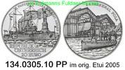 10 Euro Silber 2005 Österreich St. Georg Schiffe . 134.0305.10  PP  42,00 EUR  +  8,95 EUR shipping