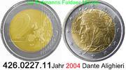 2 Euro 2004 Italien knapp / scarce . 426.0227.11  unc  38,00 EUR  +  8,95 EUR shipping
