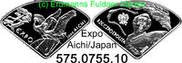 10 Zloty 2005 Polen Poland *543 KMY523 Expo Aichi Japan . 575.0755.10 PP  84,00 EUR  +  8,95 EUR shipping
