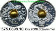 10 Zloty 2008 Polen Poland *669 KMY645  Oly Peking Perle der Weisheit .... 26,75 EUR