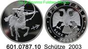 3 Rubel 2003 Russland *789 KMY848 Schütze . 601.0787.10 PP  75,00 EUR