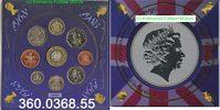 4,38 Pounds 1998 Great Britain Großbritannien Kursmünzensatz  . . . .  ... 25,00 EUR