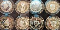4x 100 Escudos, Schiffspassagen 1987/88 Portugal Portugal 4x 100 Escudo... 75,00 EUR