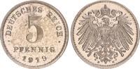 5 Pfennig Eisen 1919 E Deutschland / Ersatzmünzen 5 Pfennig Eisen Ersat... 350,00 EUR  +  8,95 EUR shipping