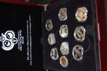 22 SilbermünzeFußballweltmeisterschaft Deutschland 2006 Fußballweltmeis... 440,00 EUR  +  8,95 EUR shipping