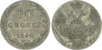 10 Groszy 1840 Polen Polen 10 Groszy 1840 Alexander I., ss+ ss+  30,00 EUR  +  7,50 EUR shipping