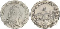 1 Sterbetaler 1786 A 1786 A Preußen Preußen 1 Sterbetaler 1786 A Fass.S... 180,00 EUR  +  7,50 EUR shipping
