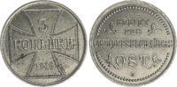 3 Kopeken 1916 A Oberbefehlshaber Ost Oberbefehlshaber Ost  3 Kopeken 1... 75,00 EUR  +  7,50 EUR shipping