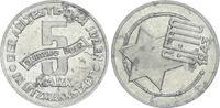 5 Mark-Fehlprägung 1943 Deutschland / Polen / Getto Litzmannstadt Getto... 225,00 EUR  +  7,50 EUR shipping