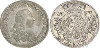 1 Taler 1772 Deutschland/Pfalz Deutschland/Pfalz Karl Theodor 1 Taler 1... 250,00 EUR  +  7,50 EUR shipping