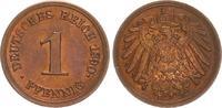 1 Pfennig 1890 E Deutschland / Kaiserreich Kaiserreich 1 Pf. J.10  1890... 35,00 EUR  +  7,50 EUR shipping