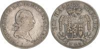 1/2 Taler 1789 Hessen- Kassel Hessen-Kassel Wilhelm IX  1/2 Taler 1789 ... 50,00 EUR  +  7,50 EUR shipping