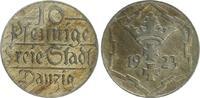 10 Pfennig 1923 Polen / Danzig Polen / Danzig 10 Pfennig 1923 vz vz  15,00 EUR  +  6,50 EUR shipping