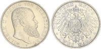 2 Mark 1914 F Württemberg 2 Mark Württemberg, Wilhelm II, 1914 F f.st  95,00 EUR  +  7,50 EUR shipping