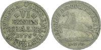 1/6 Taler 1775 Braunschweig / Wolfenbüttel/ 1/6 Taler 1775 Braunschweig... 40,00 EUR  +  7,50 EUR shipping