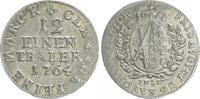 1/12. Taler 1764 1764 Sachsen und Polen Sachsen und Polen   1/12. Taler... 50,00 EUR  +  7,50 EUR shipping
