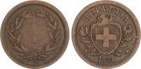 1 Rappen 1851 1851 Schweiz Schweiz 1 Rappen 1851,fast ss fast ss  20,00 EUR  +  7,50 EUR shipping