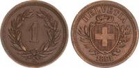 1 Rappen 1891 1891 Schweiz Schweiz 1 Rappen 1891,vz vz  40,00 EUR  +  7,50 EUR shipping