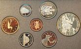 KMS 1989 1989 Kanada Kanada Kursmünzensatz 1989 PP 7 Münzen PP in Folde... 20,00 EUR  +  7,50 EUR shipping