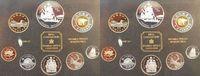 KMS 1999 1999 Kanada Kanada Kursmünzensatz 1999 PP 8 Münzen PP in Folde... 40,00 EUR  +  7,50 EUR shipping