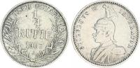 1/4. Rupie 1907 J Kolonien Deutsch-Ostafrika Deutsch-Ostafrika 1/4. Rup... 45,00 EUR  +  7,50 EUR shipping