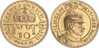 10 Mark 1913 Deutschland / Kaiserreich Kaiserreich Probe Schaaf ad 253a... 95,00 EUR  +  7,50 EUR shipping