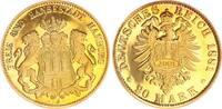 20 Mark Gold, Nachprägung 1881J/2001 Deutschland / Kaiserreich / Hambur... 20,00 EUR  +  7,50 EUR shipping