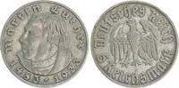 5 Mark Luther 1933 F Deutschland /3. Reich 3. Reich 5 Mark J.353 1933 F... 110,00 EUR  +  7,50 EUR shipping