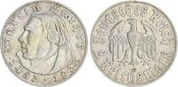 2 Mark Luther 1933 G Deutschland /3. Reich 3. Reich 2 Mark J.352 1933 G... 35,00 EUR  +  7,50 EUR shipping