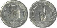 3 Mark 1929 G Deutschland / WEIMAR WEIMAR ' Schwurhand ' 10 Jahre Verfa... 70,00 EUR  +  7,50 EUR shipping