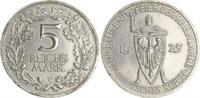 5 Mark 1925 F Deutschland / WEIMAR WEIMAR Rheinlande 5 Mark J.322 1925 ... 135,00 EUR  +  7,50 EUR shipping