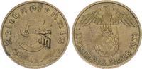 5 Pfennig 1939 A Deutschland / Drittes Reich Drittes Reich 5 Pfennig 19... 30,00 EUR  +  7,50 EUR shipping