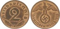 1 Pfennig 1936 D Deutschland / 3.Reich 1 Pfennig 1936D J.361 seltenes J... 20,00 EUR  +  7,50 EUR shipping