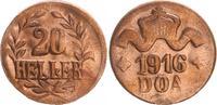 20 Heller 1916 Kolonien / Deutsch-Ostafrika Kolonien Deutsch-Ostafrika ... 95,00 EUR  +  7,50 EUR shipping